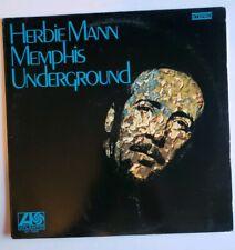 Herbie Mann - Memphis Underground - LP Record - Atlantic - SD 1522 - (1969) EX