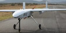 PAIC SP-1 Imperio Portugal Unmanned Aerial UAV Aircraft Desktop Wood Model Large