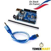 Carte Uno R3 Board ATmega 328P CH340 g 5V UNO Compatible arduino TimerMart
