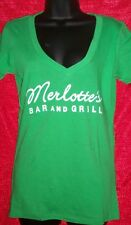 Ladies Juniors M Merlotte's Bar And Grill T-Shirt - NOS - True Blood