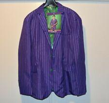NEW Spirit Store Batmans THE JOKER Suit Adult Costume size XL pants jacket tie