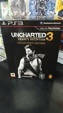 Uncharted 3 Drake's Deception COLLECTORS EDITION PS3 ASIAN VERSION
