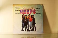 PLAYING FOR KEEPS - SOUNDTRACK 80'S CLASSICS - EMI 1986 UK EX LP VINYL RECORD -E