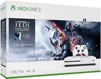 Xbox One S Star Wars Jedi: Fallen Order Bundle (1TB) – Xbox One