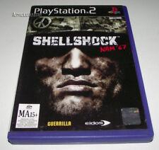 Shellshock Nam 67 PS2 PAL *Complete*