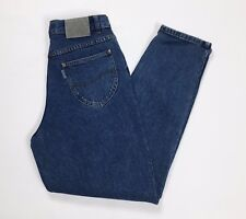 Cosmos jeans donna hot mom hot high waist w32 tg 46 carota affusolati blu T2715
