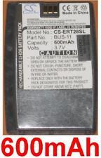 Batterie 600mAh type BHC-10 BSL-10 BUS-11 Pour SONY ERICSSON R520