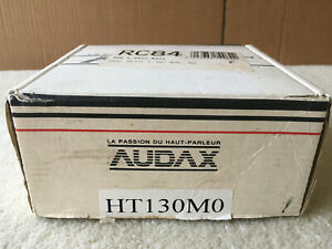 """New boxed Audax HT130M0 40W 5.25"""" Bass driver"""