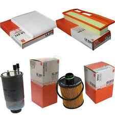 MAHLE Kraftstofffilter KL 567 Innenraum LA 241 Luft LX 1920 Ölfilter OX 553D