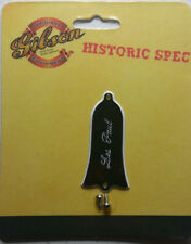 GIBSON Les Paul Historic 1961 Re-Issue 2-Ply Truss Rod Cover w/screws Genuine
