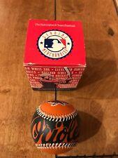 1993 BALTIMORE ORIOLES Spinneybeck Leather Baseball MLB NEW IN BOX