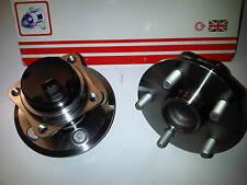TOYOTA AVENSIS T25 1.6 1.8 2.0 2.4 VVTi & D4D 2x cojinete de rueda trasera &