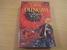 tara duncan le livre interdit - sophie audouin-mamikonian