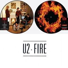 "U2 'FIRE' PICTURE DISC 12"" LP RSD RECORD STORE DAY 2021 PREORDER"
