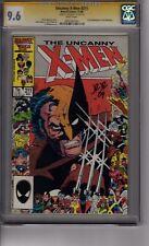 Uncanny X-Men #211 CGC 9.6 SS  *John Romita Jr Signature Series*