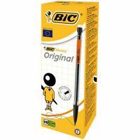 BiC Matic Classic Portaminas, mina de 0,7 mm, HB, cuerpo translúcido