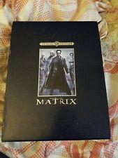 The Matrix (DVD, 2000, Platinum Collectors Box) WB Special Edition Box Set