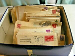 US, Postal History,  Old time accumulation of 400+ Covers