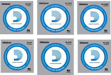 D'Addario PL007 PL008 PL085 PL009 PL010 PL011, Single String