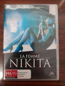 La Femme Nikita - Luc Besson, Anne Parillaud, Jean Reno - DVD