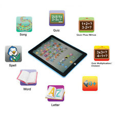 Multifunction English Language Educational Tablets Study Learn Machine Kids Toys