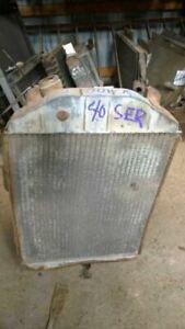 1935 BUICK 40 SERIES RADIATOR 8-CYL ID-3105850 660985