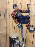 ATLANTA THRASHERS Tap Handle Kovalchuk NHL Hockey Beer KEG Blue Jersey