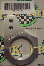 45mm Fork Tube Clamp 45mm Steering Damper Clamp Pro-tek FTC-45 Aluminum Clamp