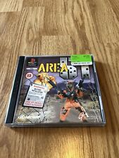 Area 51 Ps1 PlayStation 1 One PAL VERSION BB1