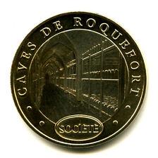 12 ROQUEFORT-SUR-SOULZON, Caves Roquefort Société, 2008, Monnaie de Paris