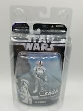 AT-AT DRIVER (Battle Of Hoth) The Saga Collection #9, 2006 Star Wars  With Case