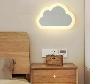 Wall Lamps Modern Living Room Kids Bedroom Decor Clouds LED Lamp Decoration Lamp