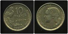 10 francs  guiraud    1950  ( TTB )