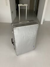 Rimowa XXL Classic Flight Trolley Alumium Made in Germany (old collection)