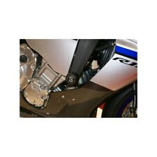 WOMET-TECH Yamaha R1 R1M 2015+engine crash pads protectors sliders(not R&G)BLACK