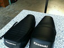 KAWASAKI KZ400 KZ 400 B1 B2 C1 1978 TO 1979 MODEL SEAT COVER +STRAP (K2)