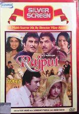 Rajput - Dharmendra, Rajesh Khanna, Vinod Khanna - Bollywood Movie DVD