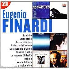 Eugenio Finardi - I grandi Successi 2 CD Rhino Records