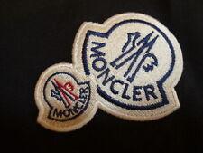 Moncler Luxus Poloshirt Double Logo Gr. XL NP 195 Euro