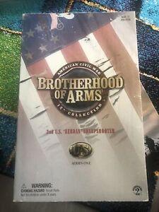2nd U.S Berdan Sharpshooter Brotherhood Of Arms 1/6 Civil War Sideshow
