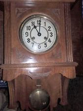 horloge bois en parfait état de fonctionnement