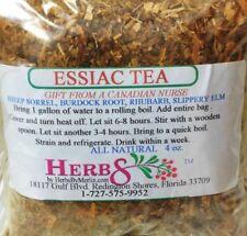 ESSIAC TEA Herbs by Merlin Organic leaf tea 4 oz  Rene Caisse Recipe