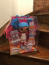 NEW LALALOOPSY SILLY HAIR MITTENS FLUFF N STUFF DOLL