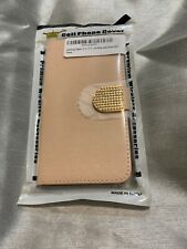 Folio Wallet Bling Case - Samsung Galaxy J7 - rosegold