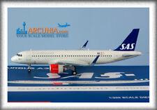 "Gemini200 - JC Wings 1:200 SAS Airbus a320neo ""LN-RGL"" XX2171"