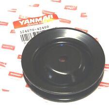 GENUINE Yanmar Water Pump Pulley - 2GM - 2GM20 - 3GM - 3GM30 - 2YM20 - 3YM30