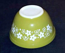 Vintage Corning Pyrex SPRING BLOSSOM 1.5 Pint Mixing Bowl #401 (1972 - 1978)
