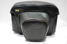 Asahi Pentax Ever ready case fits ES camera genuine Pentax item with ES badge