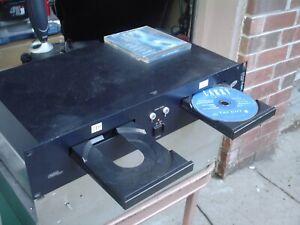 Stanton C.500 Rack Mount Dual CD Player No Controller