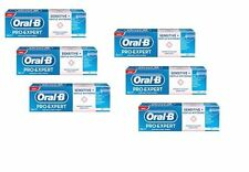 Oral-B Pro-Expert Toothpaste  Sensitive + Gentle Whitening 75ml - 6 Pack